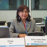 Julia Justo Soto, chair, JI Supervisory Committee